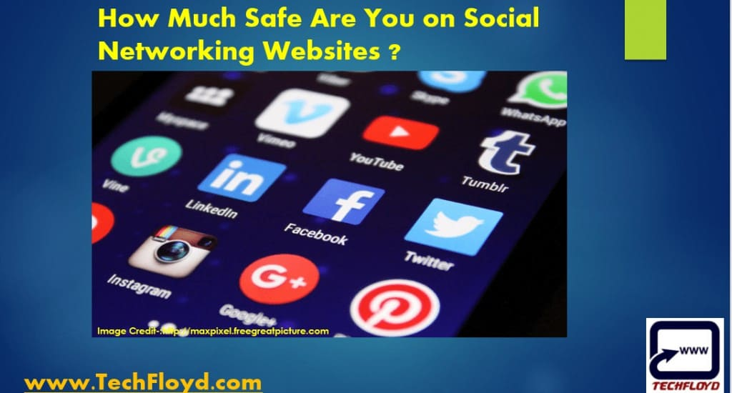 How Much Safe Are You on Social Networking Websites