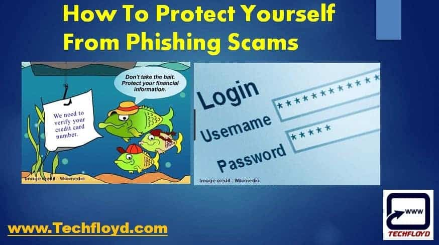 How To Protect Yourself From Phishing Scams