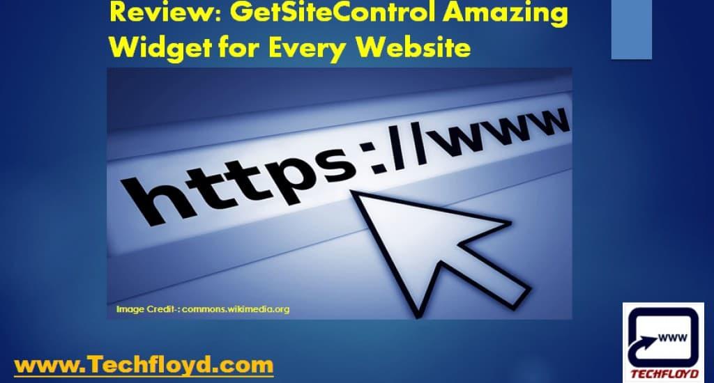 Review GetSiteControl Amazing Widget for Every Website