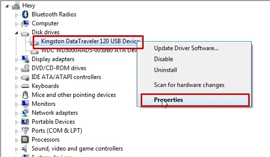 Automatically remove USB safely