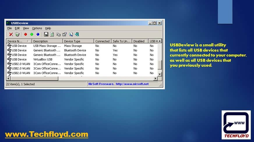 How to Find out if someone used USB in your PC in absence of you