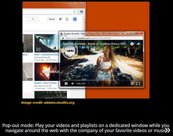YouTube Plus Firefox Extension