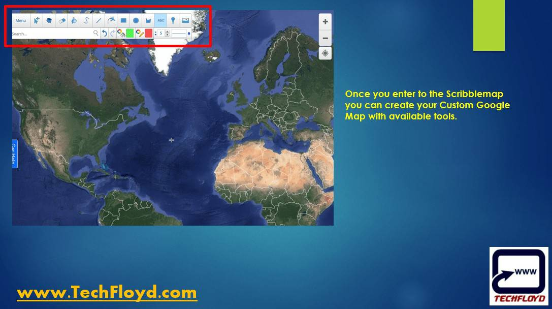 How to Create, Embed & Share Custom Google Maps Easily_02