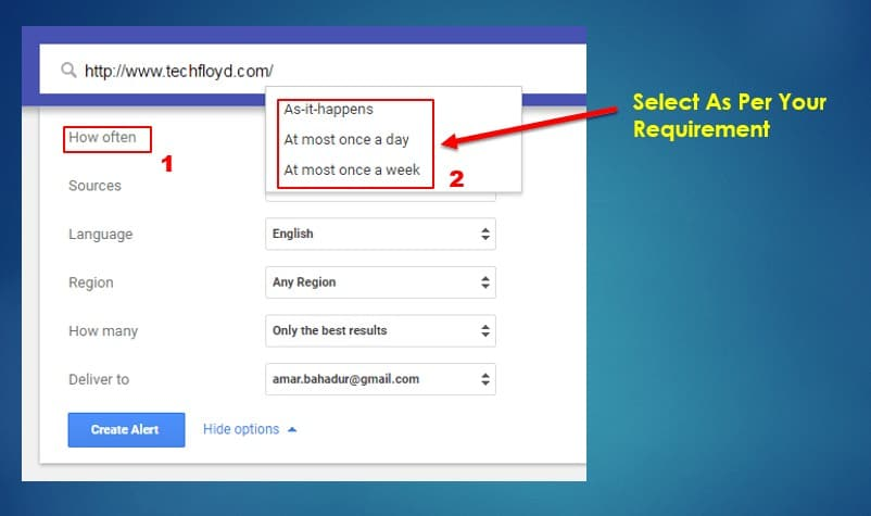 How to Create Google Alerts of Your Interest_02