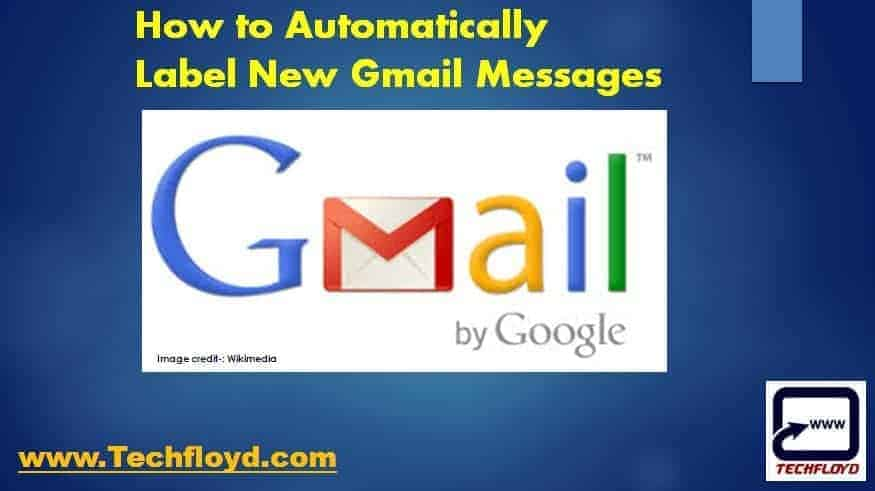 automatically-label-new-gmail-messages