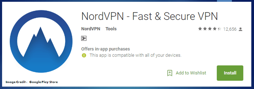 NordVPN Fast and Secure VPN