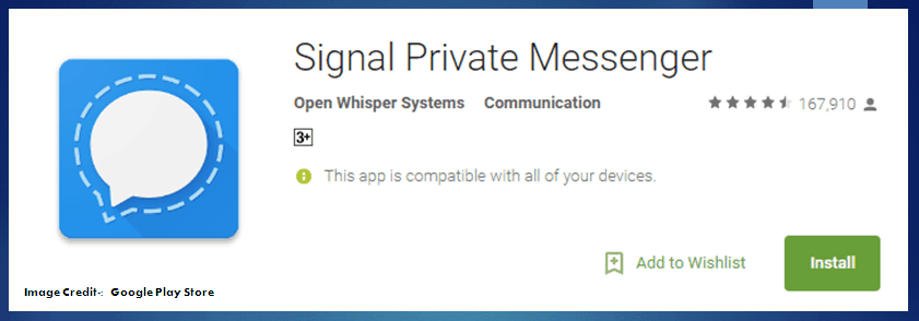 Signal Private Messanger