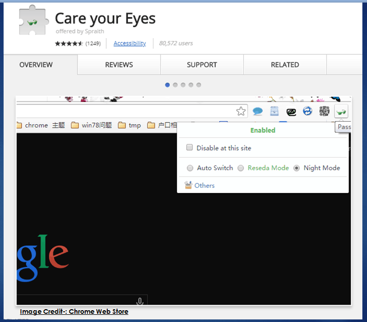 3 Chrome Extensions to Make Web Pages Eye-Friendly at Night
