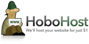 hobohost one dollar web hosting